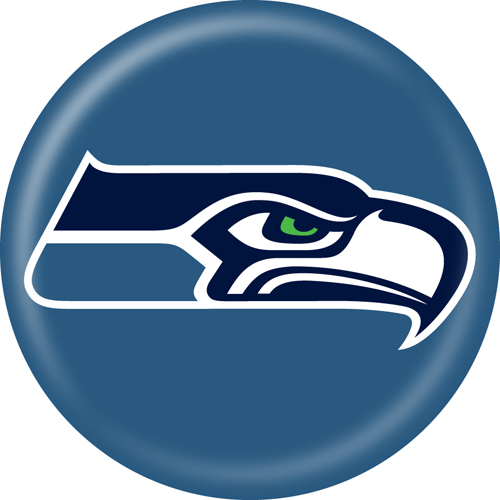 seahawks logo circle coloring pages - photo#24