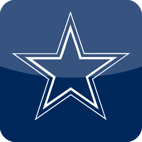 Dallas Cowboys logo NFL
